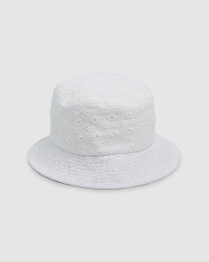 2 Lacey Hat White 5607306 Billabong