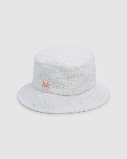 0 Lacey Hat White 5607306 Billabong