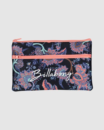 0 Gypsy Pencil Case Blue 5607502 Billabong