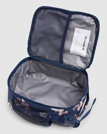 2 Lets Go Lunchbox Blue 5607503 Billabong