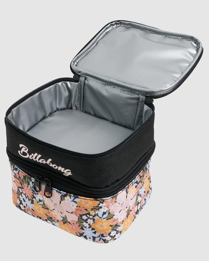 3 Girls Heart Eyes Lunch Box Black 5613502 Billabong