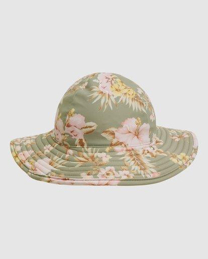 2 Lola Swim Hat Green 5617301 Billabong
