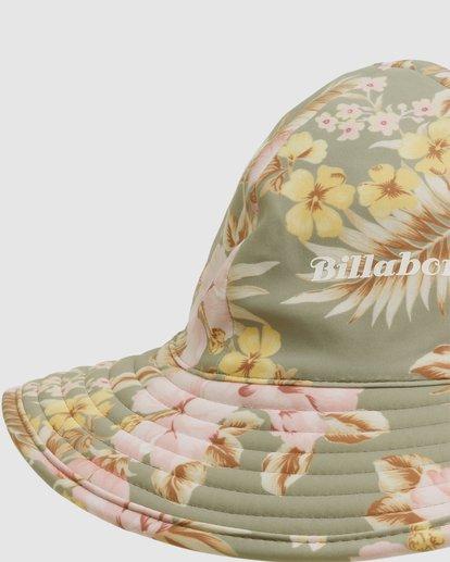 3 Lola Swim Hat Green 5617301 Billabong