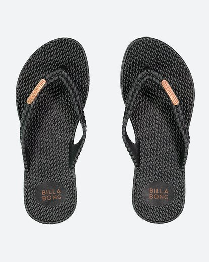 0 TEEN KICKS THONG Black 5661853 Billabong
