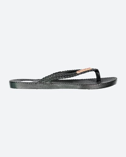 1 TEEN KICKS THONG Black 5661853 Billabong