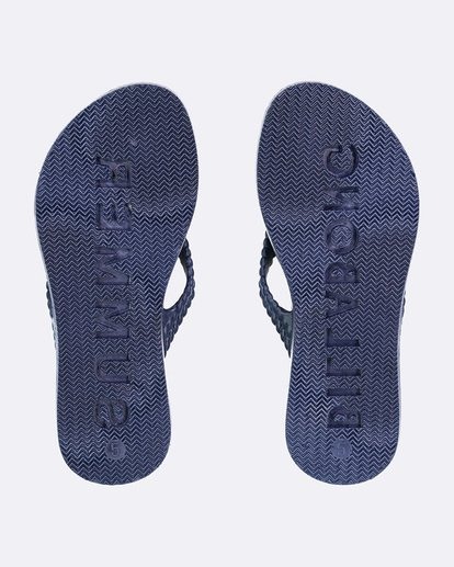 2 Kicks Thongs Blue 5661853 Billabong