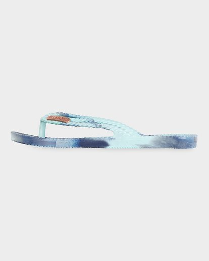 1 Kicks Marble Thongs Green 5661854 Billabong