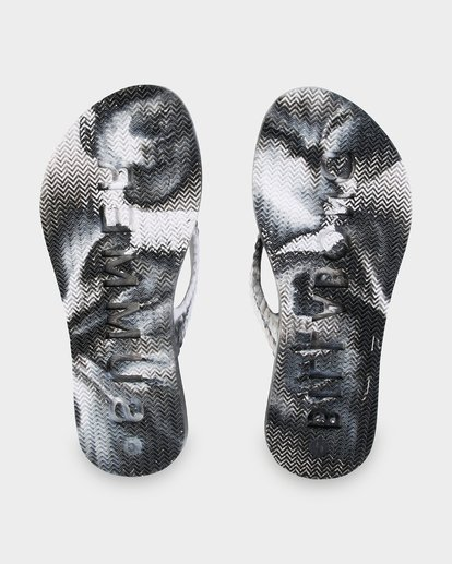 2 Kicks Marble Thongs Black 5661854 Billabong