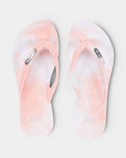 0 Kicks Marble Thongs Orange 5661854 Billabong