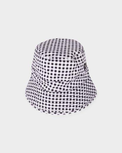 1 TEEN CHECK MATE HAT Black 5682301 Billabong