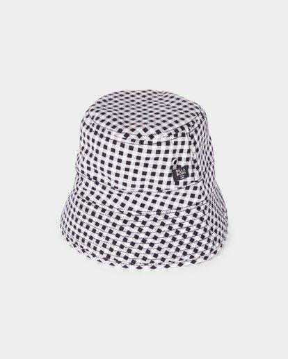 0 TEEN CHECK MATE HAT Black 5682301 Billabong