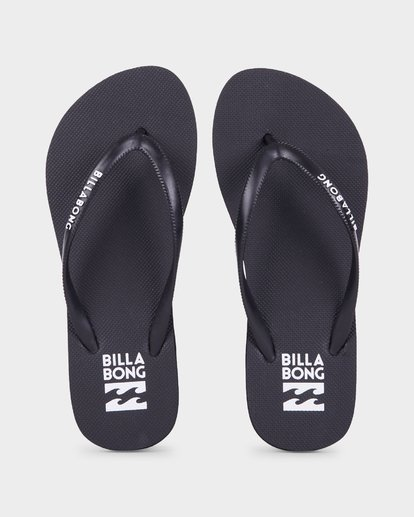 0 Teen Legacy Thongs Black 5685801 Billabong