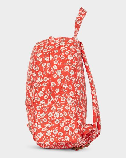 1 Poppy Floral Backpack Red 5691002 Billabong