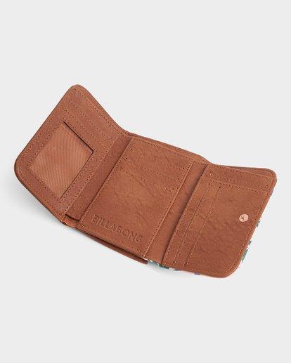2 Blue Dream Wallet Pink 5692201 Billabong