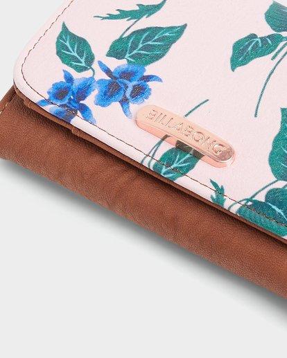 3 Blue Dream Wallet Pink 5692201 Billabong