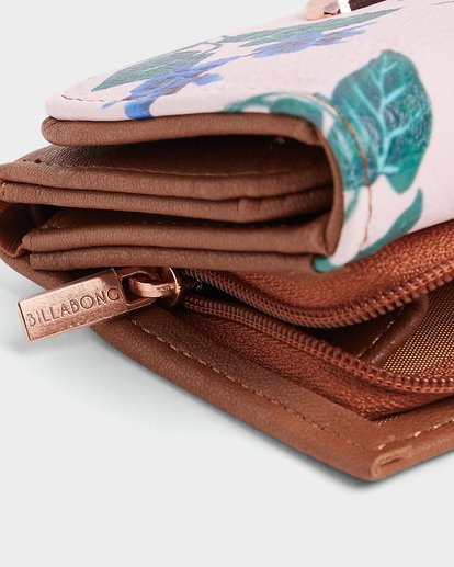4 Blue Dream Wallet Pink 5692201 Billabong