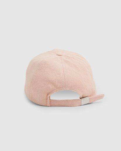2 Deep Dive Cap Pink 5692303 Billabong