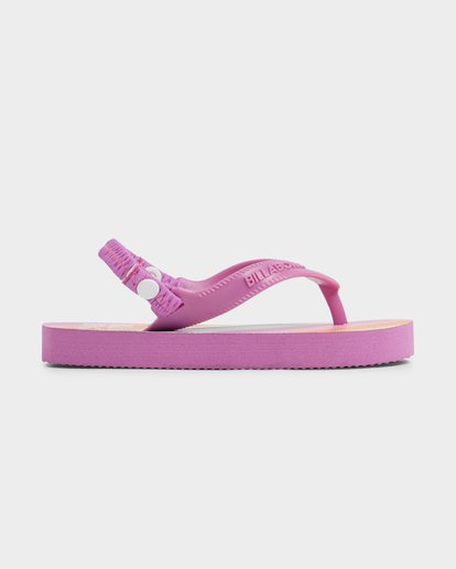 2 Magic Hour Thongs Purple 5692805 Billabong