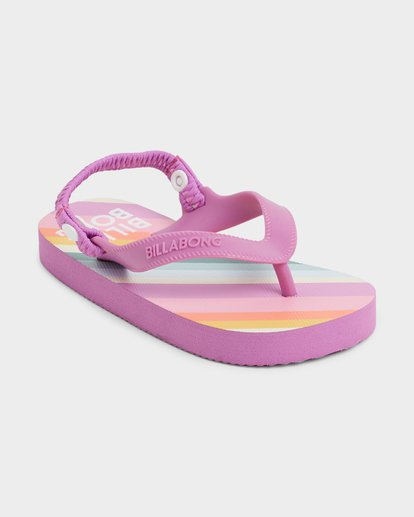 3 Magic Hour Thongs Purple 5692805 Billabong