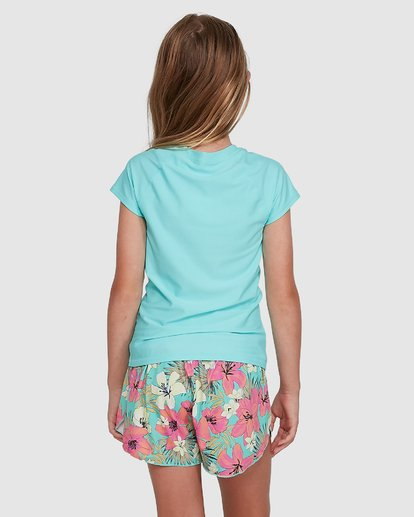 3 Dancer Rash Vest Blue 5704002 Billabong