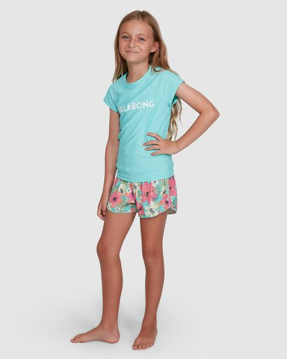 0 Dancer Rash Vest Blue 5704002 Billabong