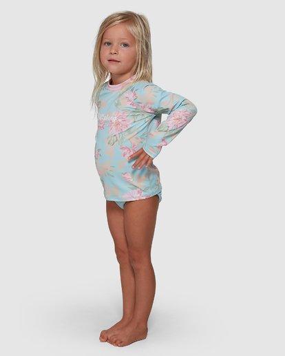 1 Nirvana Rash Vest Set Blue 5704008 Billabong
