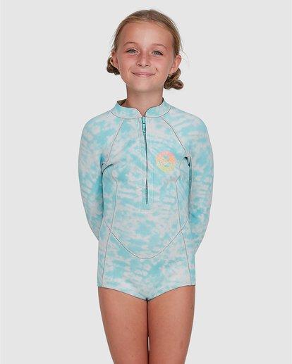 0 Teen Toddler Salty Dayz Spring Suit Blue 5704502 Billabong