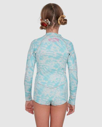 2 Teen Toddler Salty Dayz Spring Suit Blue 5704502 Billabong
