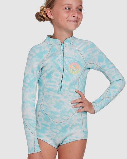 3 Teen Toddler Salty Dayz Spring Suit Blue 5704502 Billabong