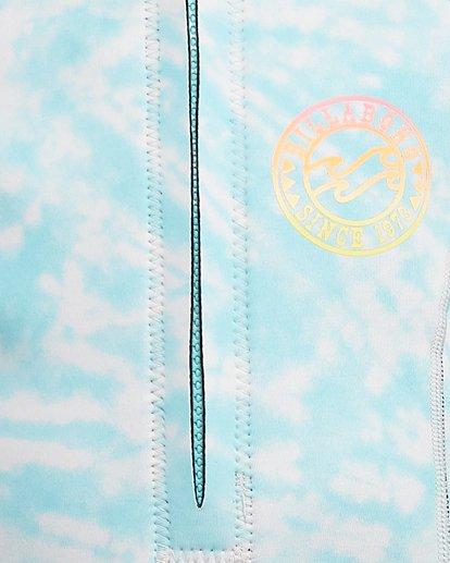 4 Teen Toddler Salty Dayz Spring Suit Blue 5704502 Billabong