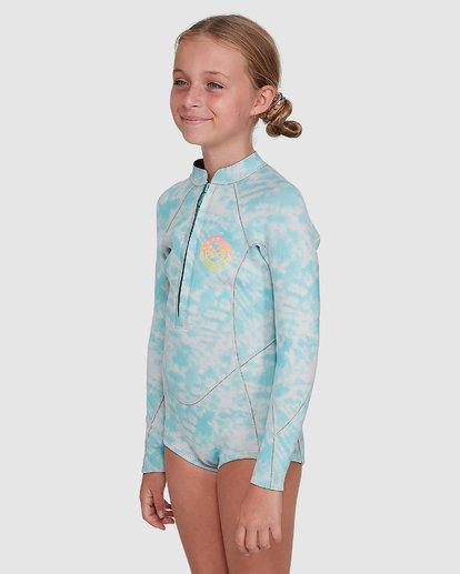 1 Teen Toddler Salty Dayz Spring Suit Blue 5704502 Billabong