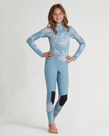0 403 Teen Salty Dayz Fullsuit Blue 5707336 Billabong