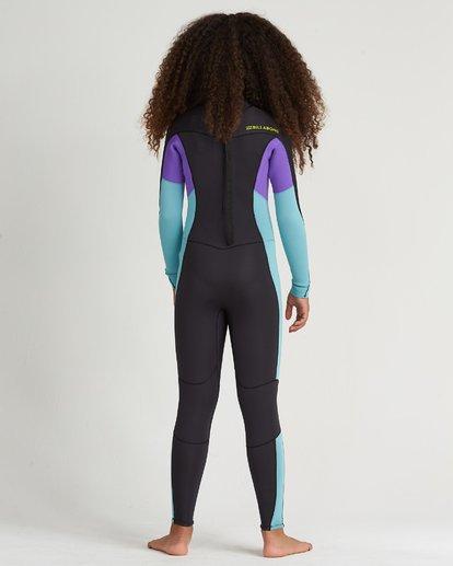 1 302 Teen Furnace Synergy Bz Gbs Full Suit Blue 5707810 Billabong