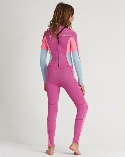 1 302 Teen Furnace Synergy Bz Gbs Full Suit Pink 5707810 Billabong