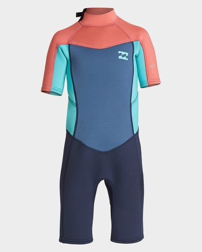 2 GIRLS 202 SYNERGY SPRINGSUIT Blue 5781401 Billabong