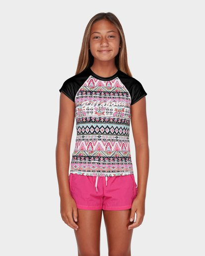 0 TEEN MOON TRIBE RASHGUARD  5782011 Billabong