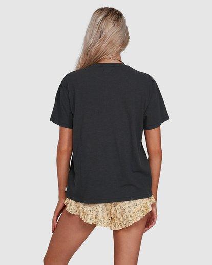 4 Eco Paradise Short Sleeve Tee Black 6503014 Billabong