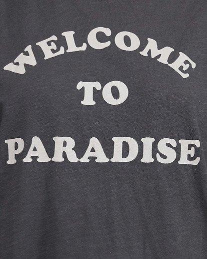 6 Eco Paradise Short Sleeve Tee Black 6503014 Billabong