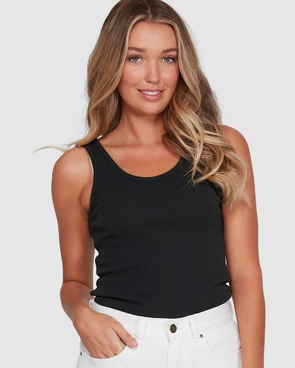 7 Everyday Top Black 6503174 Billabong