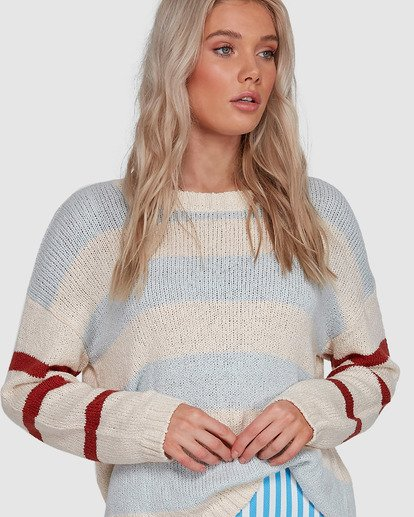 4 Lost Paradise Sweater White 6503291 Billabong