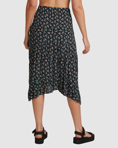 4 Bloom Skirt Black 6503311 Billabong