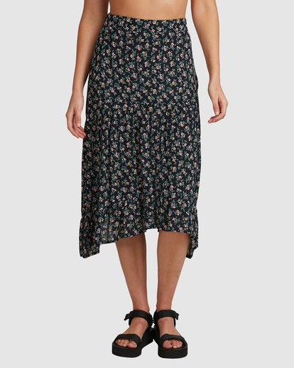 3 Bloom Skirt Black 6503311 Billabong