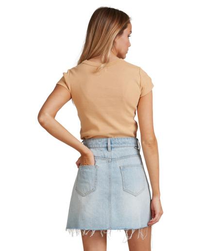 2 Charlie Skirt Blue 6503320 Billabong