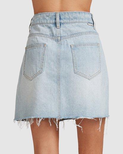 4 Charlie Skirt Blue 6503320 Billabong
