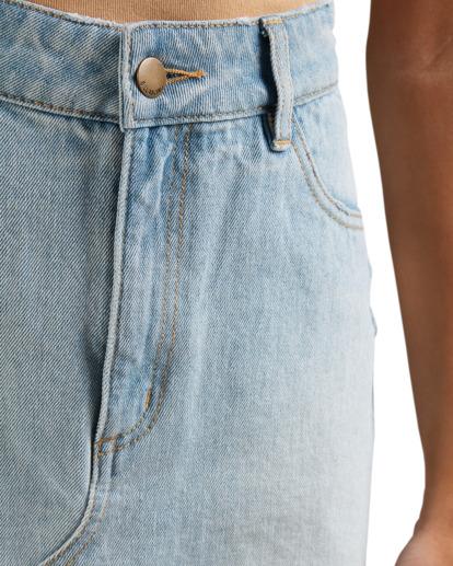 5 Charlie Skirt Blue 6503320 Billabong