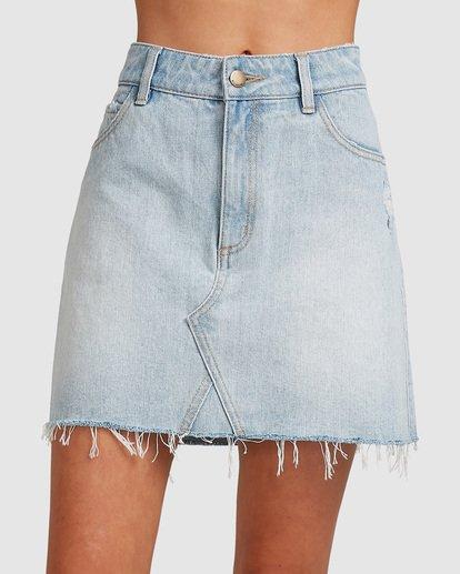 3 Charlie Skirt Blue 6503320 Billabong