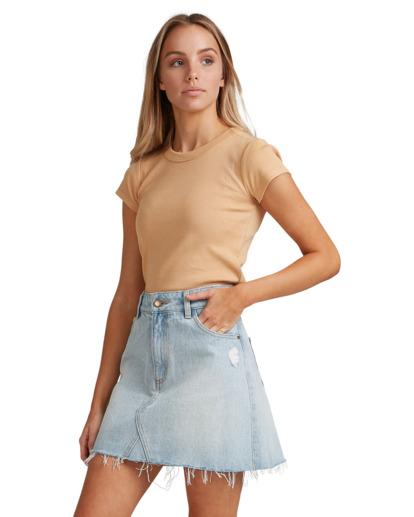 1 Charlie Skirt Blue 6503320 Billabong