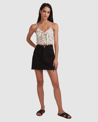 6 Charlie Skirt Black 6503320 Billabong