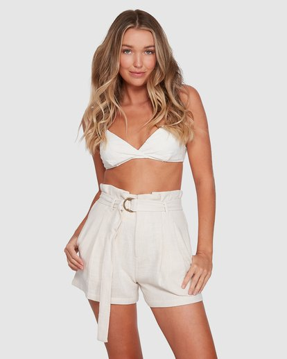 1 Island Getaway Shorts White 6503351 Billabong