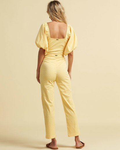 2 Moonlight Pants Yellow 6503446 Billabong